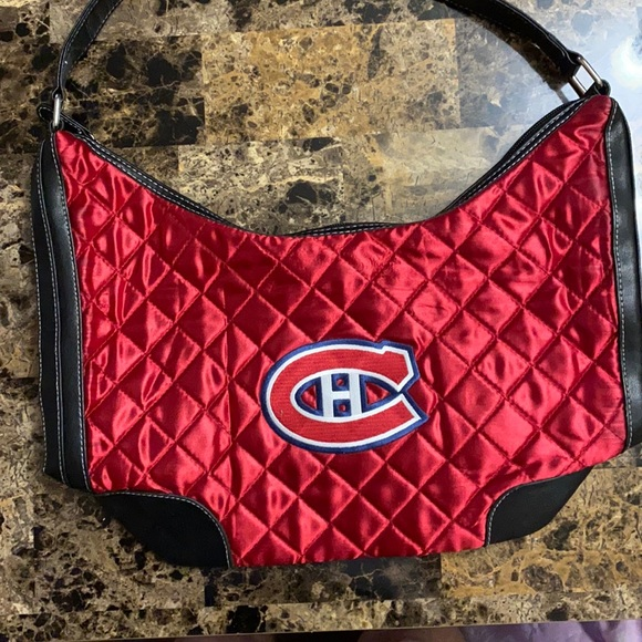 NHL Montreal Canadiens Purse